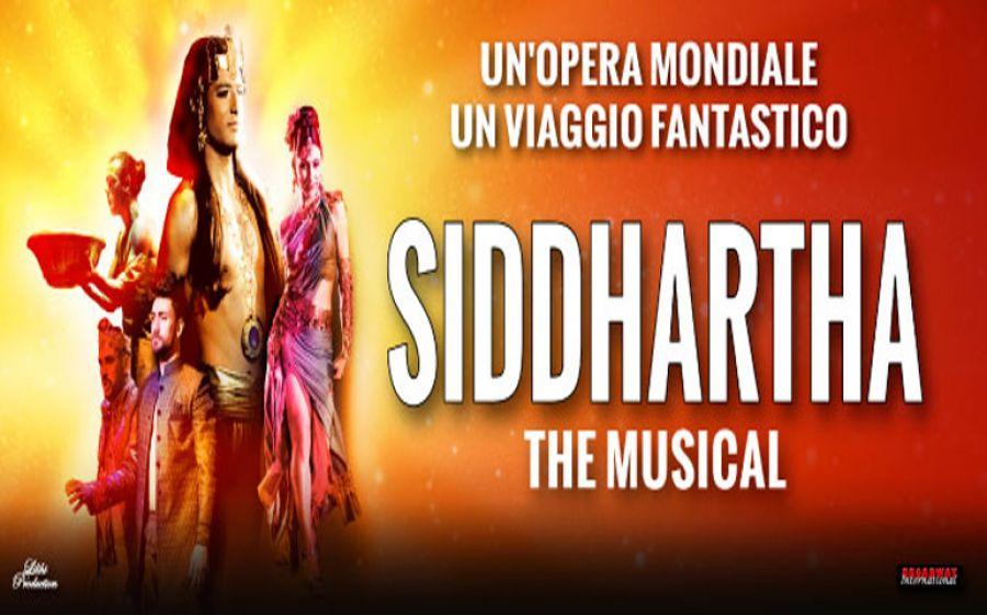 Siddharta, il musical in quattro date