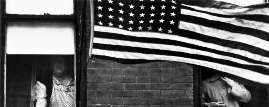 Gli Americani di Robert Frank presso Forma Meravigli