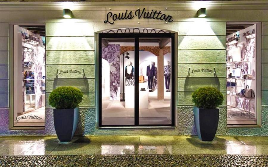 Louis Vuitton apre a Milano il primo pop-up store dedicato alla moda uomo
