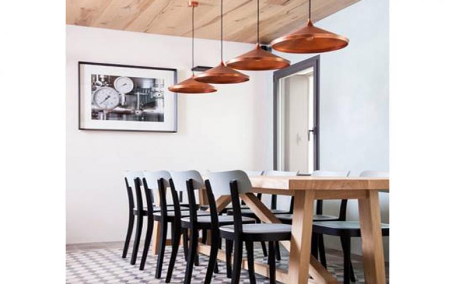 La distilleria Nardini a Bassano del Grappa inaugura il bar ristorante gourmet Garage Nardini