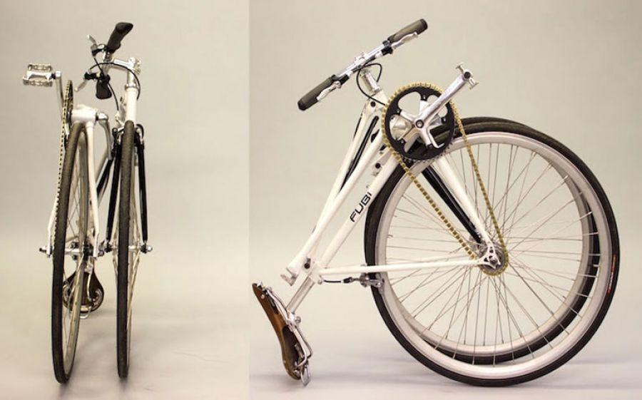 Fixed Gear, la nuova bicicletta fix pieghevole!
