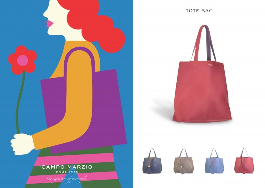 """""""Inspiring Creativity"""", il progetto di Campo Marzio con l'illustre collaborazione di Olimpia Zagnoli"""