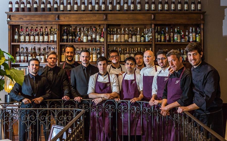 La settimana Under30 del ristorante Il Desco avvicina i giovani alla cucina stellata