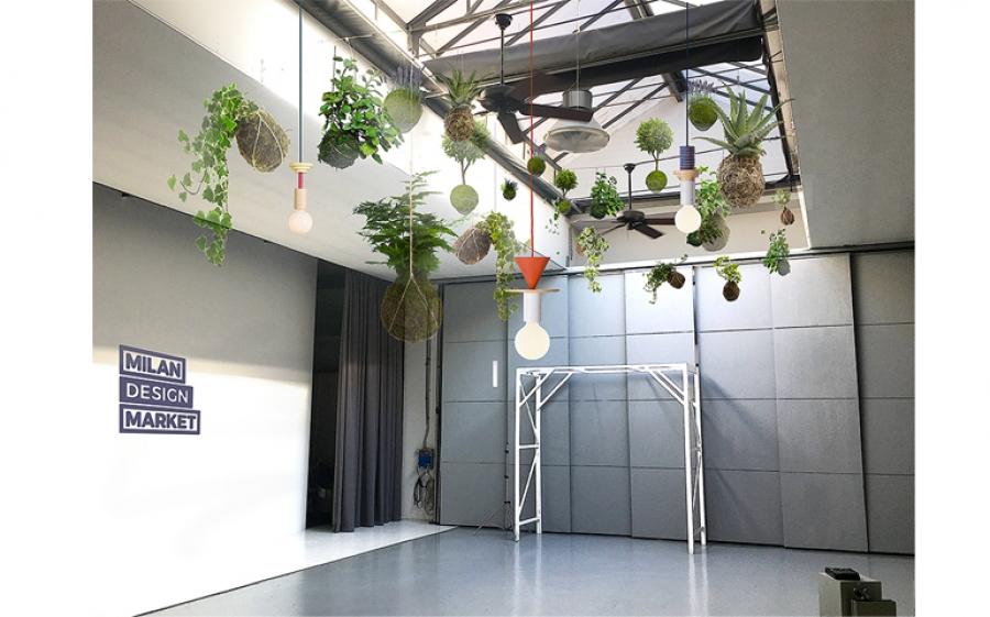 Per Milano Design Week 2017 Nerospinto è media partner di Isola Design District, progetto del Fuorisalone 2017