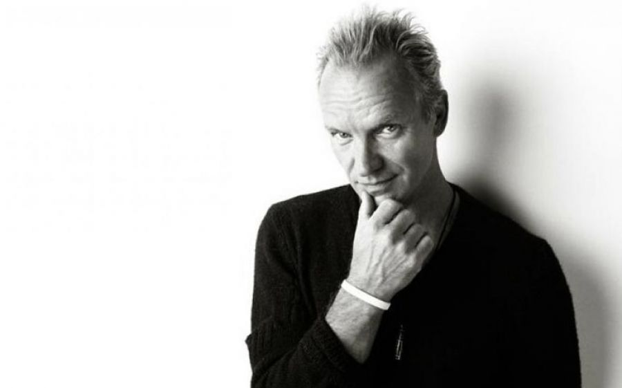 Sting, a Milano l'unica tappa italiana del 57th & 9th tour il 23 marzo 2017