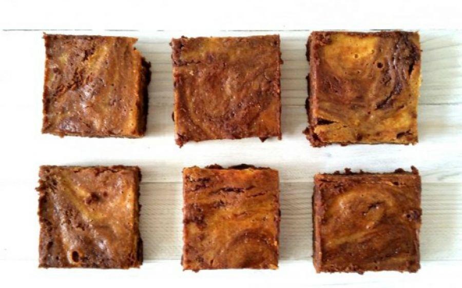 Brownies alla zucca: una ricetta per rivisitare un classico