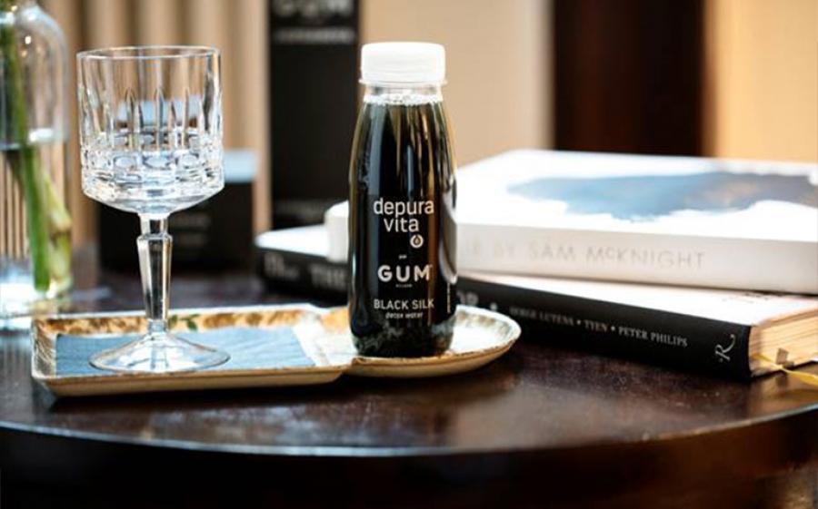 Depuravita e Gum presentano Black Silk