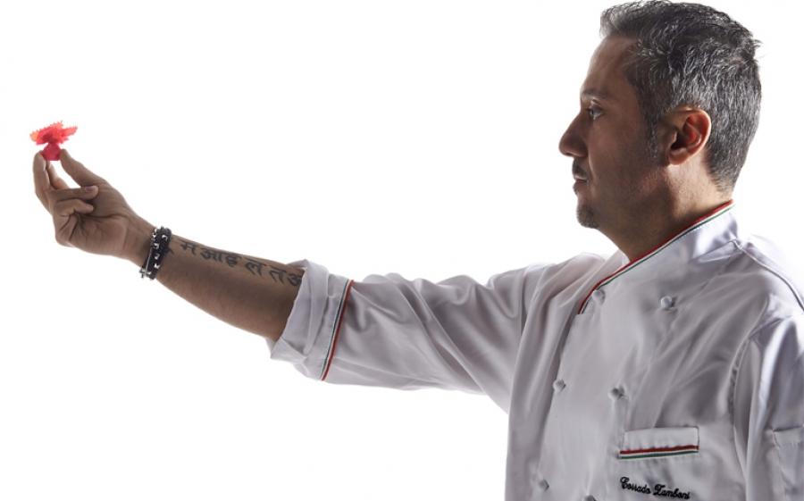 I tortelli su misura di Corrado Zamboni: un mix tra fantasia e tradizione nel cuore di Reggio Emilia