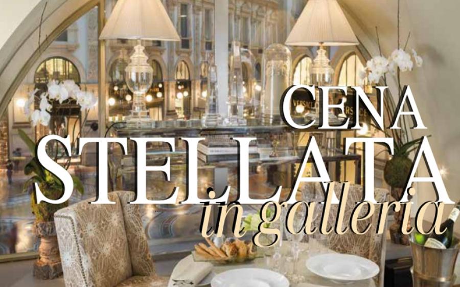 """""""40 stelle in Galleria"""", le cene stellate del TownHouse Galleria inaugurano la primavera all'Ottagono Restaurant & Lounge"""