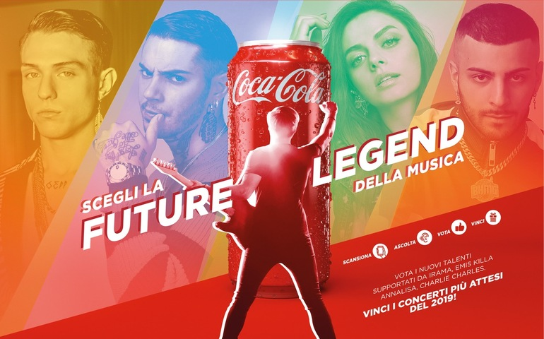 coca-cola future legend