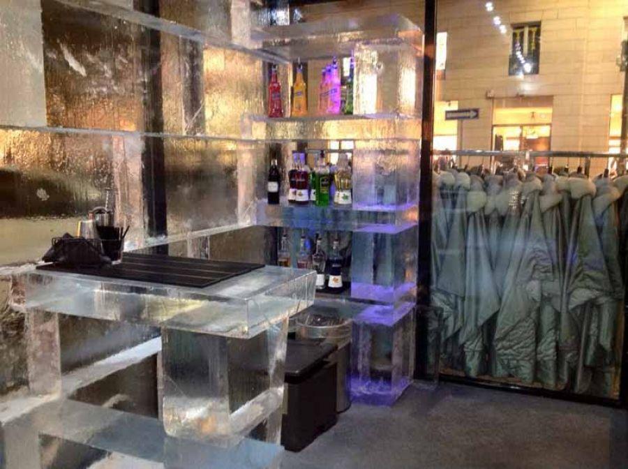 Ibar Cubetto: Drink a -10° nel cuore di Milano