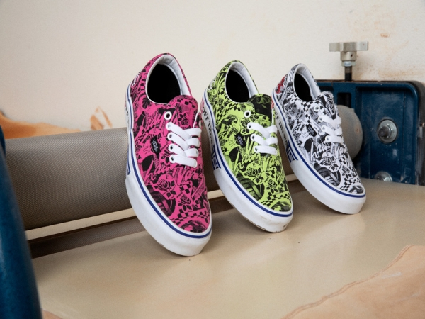 Lady Vans Era Collection Elevated|||