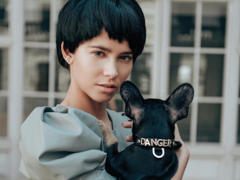 LeDangerouge per Ferribiella, la nuova linea pet fashion tra glam rock ed eleganza contemporanea