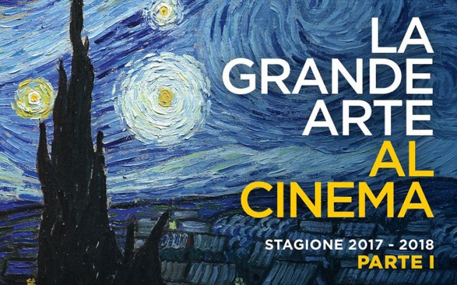 La Grande Arte al Cinema presso Area Metropolis 2.0 dove l'arte è su grande schermo