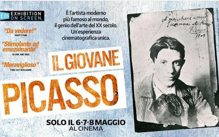 """La Grande Arte torna al cinema con """"Il giovane Picasso"""""""