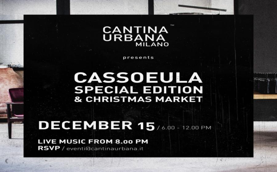 Il brindisi natalizio di Cantina Urbana