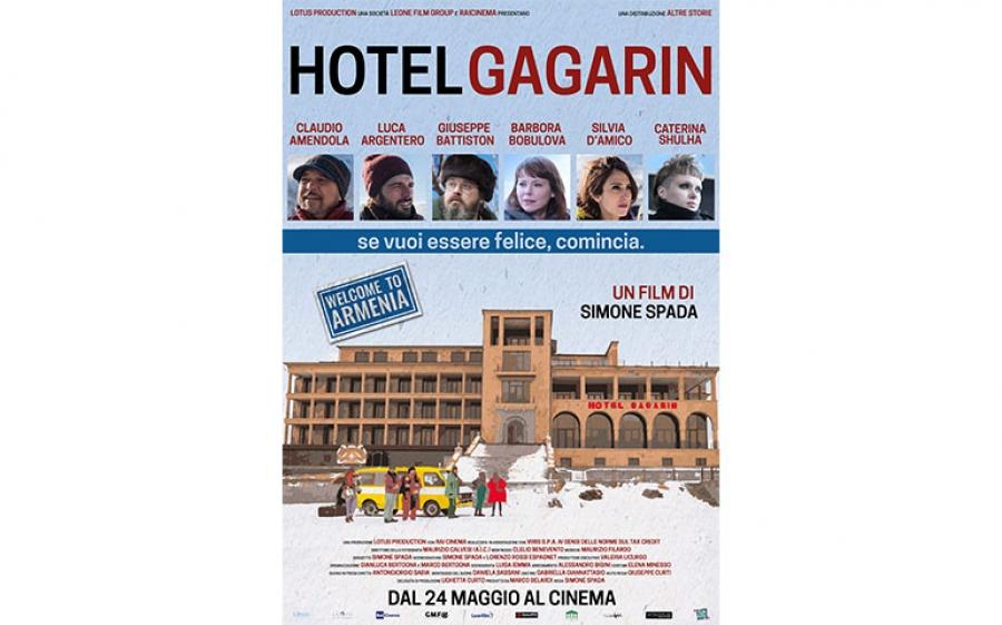 Hotel Gagarin - dal 24 maggio al cinema