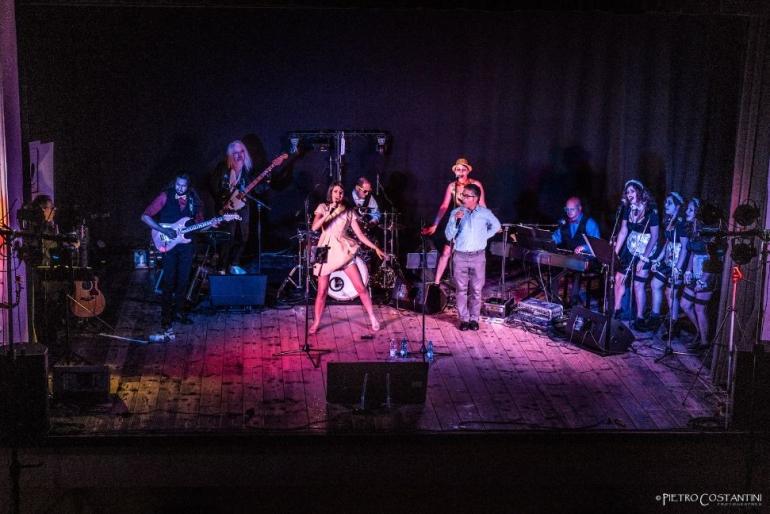 NOTTE DI HALLOWEEN - uno spettacolo entusiasmante con la Rocky Horror Live band
