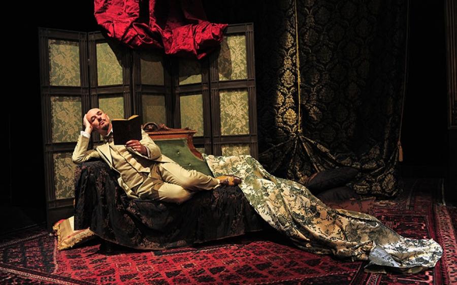 D'Annunzio Segreto al Teatro Manzoni di Milano: lo spettacolo che racconta un Gabriele D'Annunzio inedito