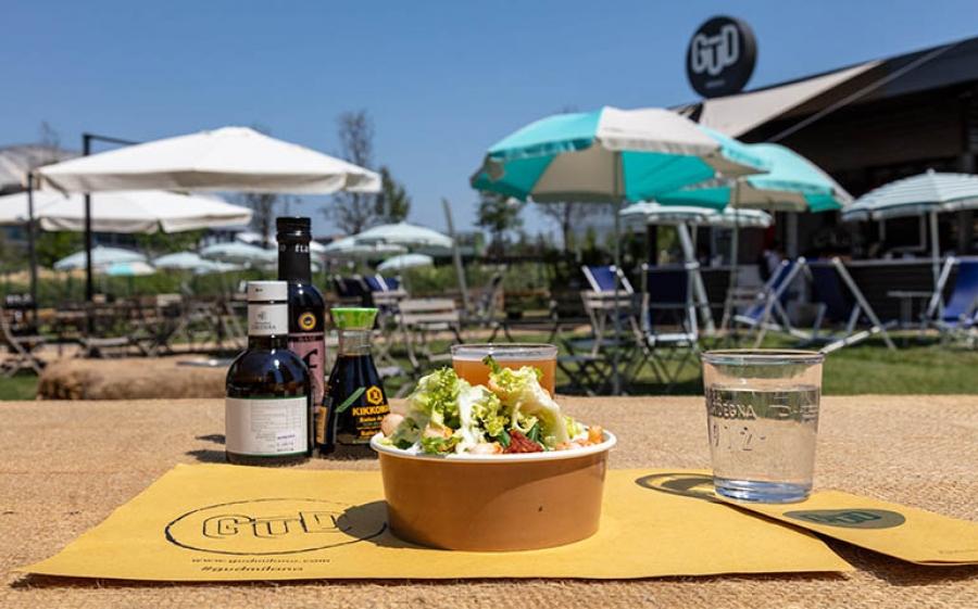 GUD. Il kiosko nel verde di City Life, la nuova frontiera dell'happy hour milanese