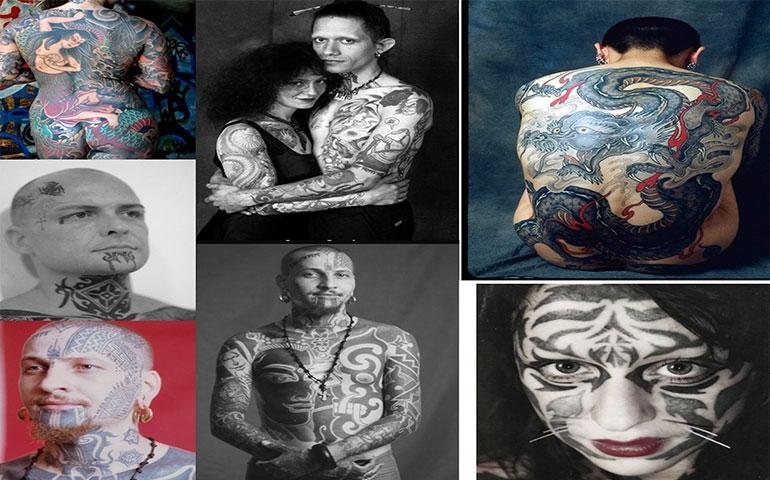 """""""My tattoo World"""", customize yourself with Elvia Iannaccone Gezlev"""