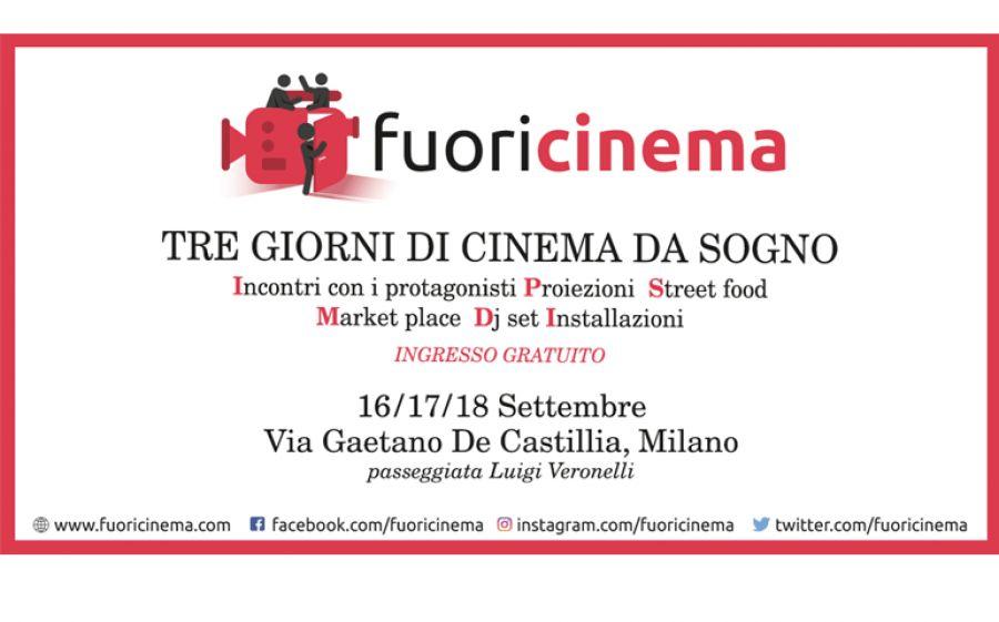 Fuoricinema, l'evento di Cristiana Capotondi e Cristiana Mainardi che punta al cuore della Milano solidale