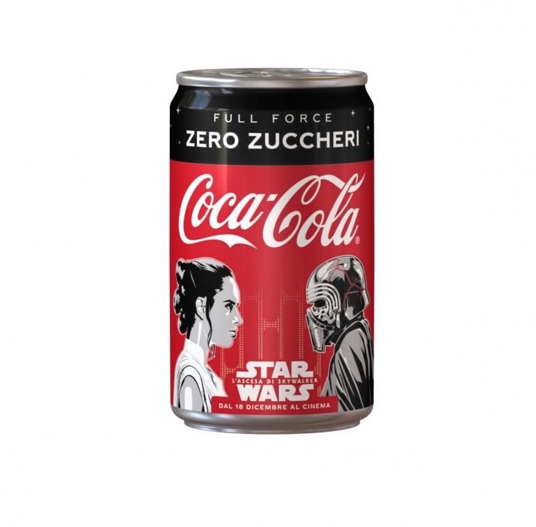 Coca-Cola celebra la nuova uscita di Star Wars