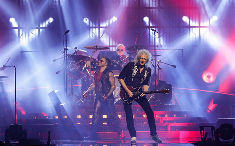 Queen + Adam Lambert in concerto in Italia