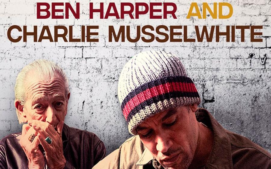 Ben Harper & Charlie Musselwhite in concerto al Fabrique di Milano
