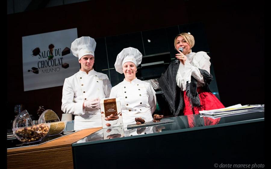 Un weekend goloso con il Salon du Chocolat, a Milano dal 15 al 18 febbraio