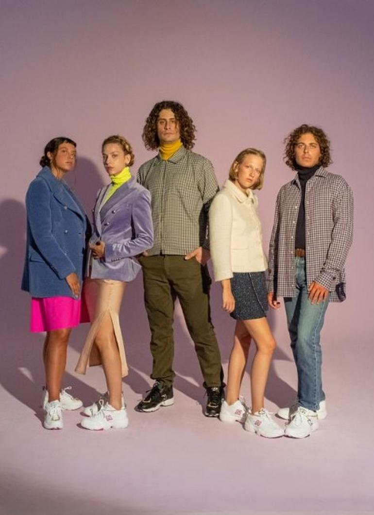 New Balance presenta la nuova sneaker NB608