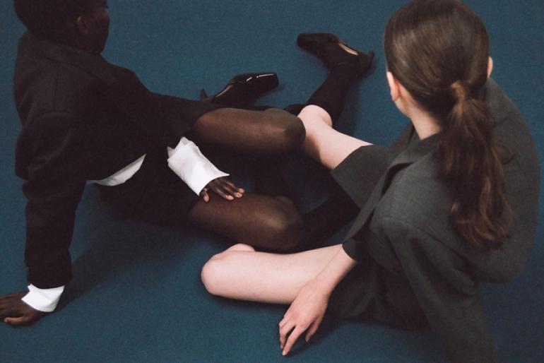 THE UPCYCLED PROJECT FALL WINTER 21/22, quando la moda si tinge di green
