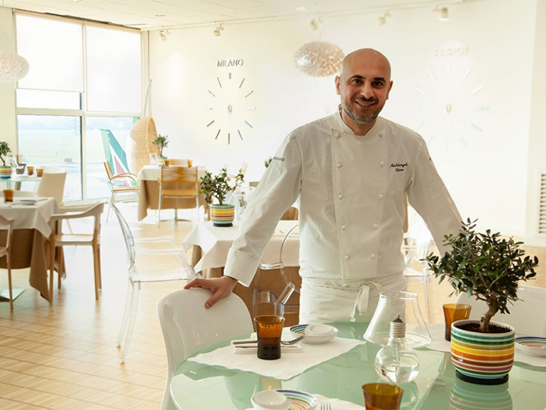 "Michelangelo Citino, il miglior ""Airport Chef of the Year"" al mondo"