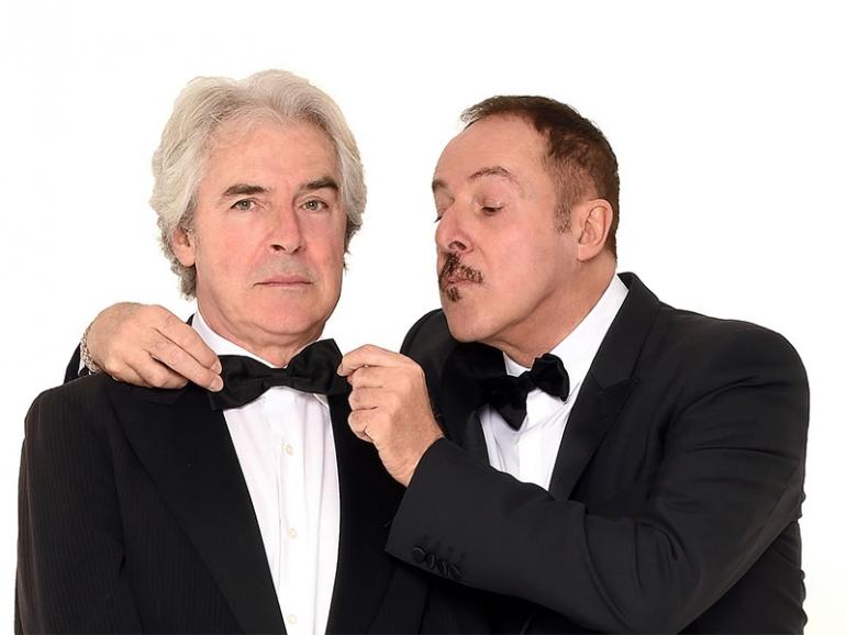 Massimo Lopez e Tullio Solenghi Show, dal 9 gennaio al Teatro Manzoni di Milano