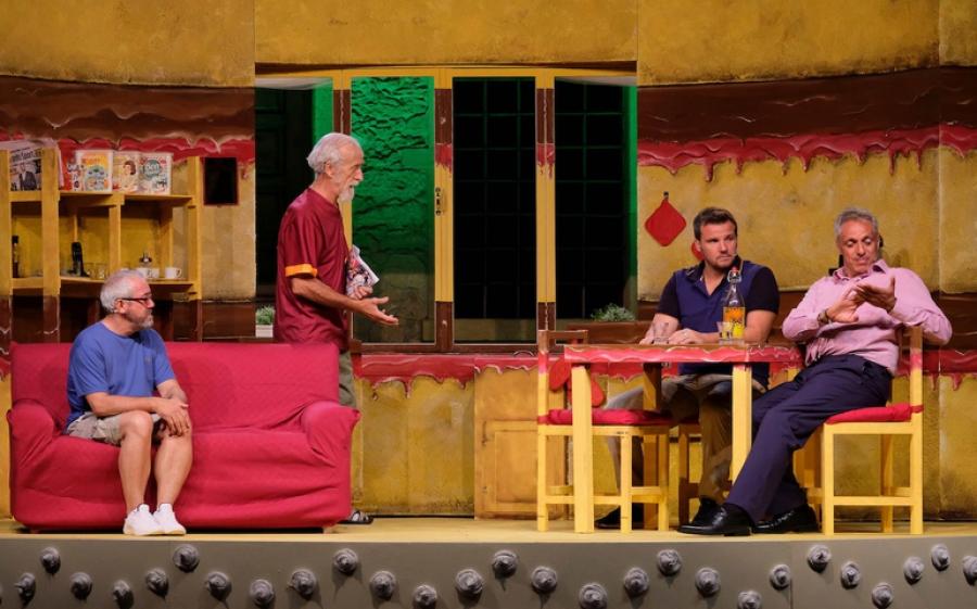 Casalinghi disperati in scena al Teatro Delfino