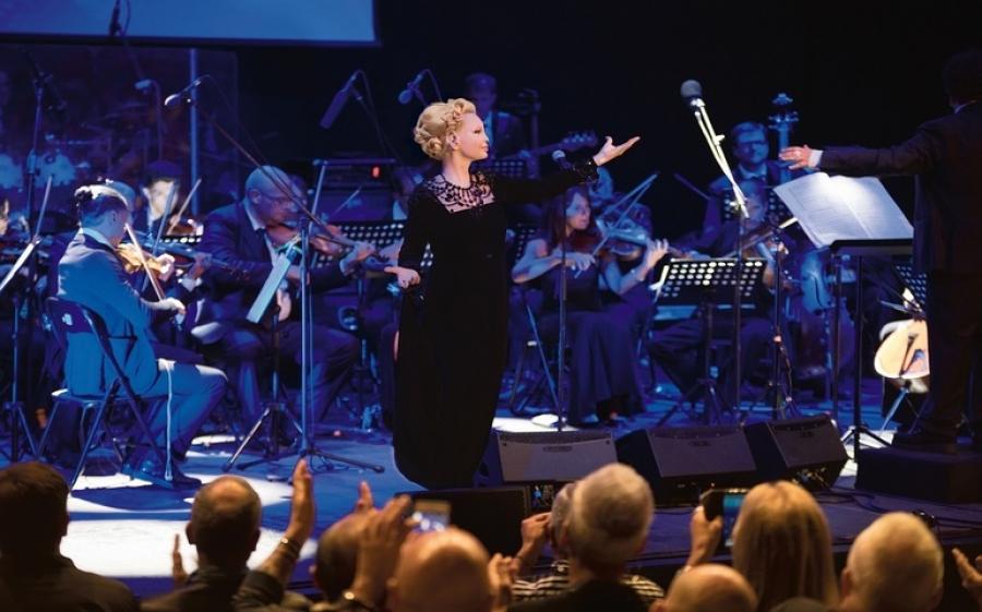 Sempre più classica, sempre più rock: il ritorno di Patty Pravo