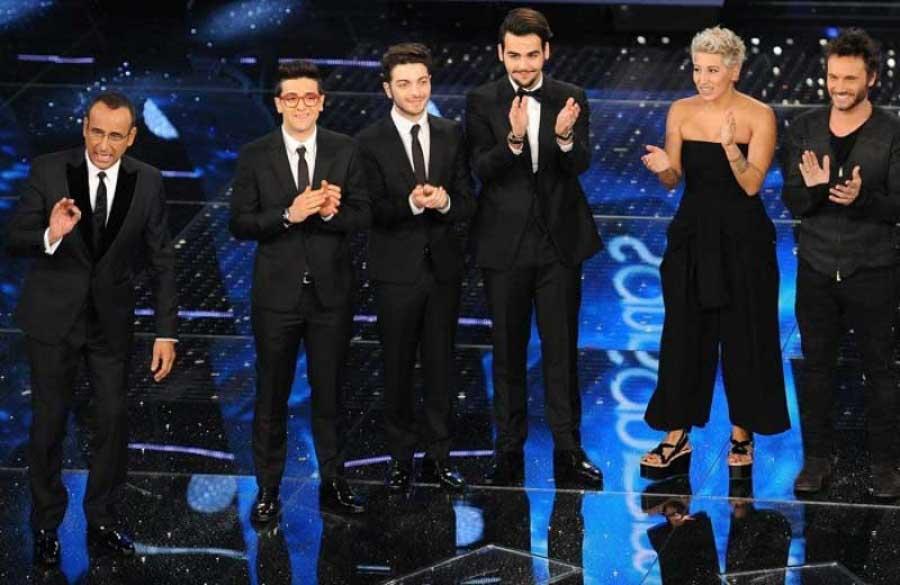 Finalmente Sanremo 2016