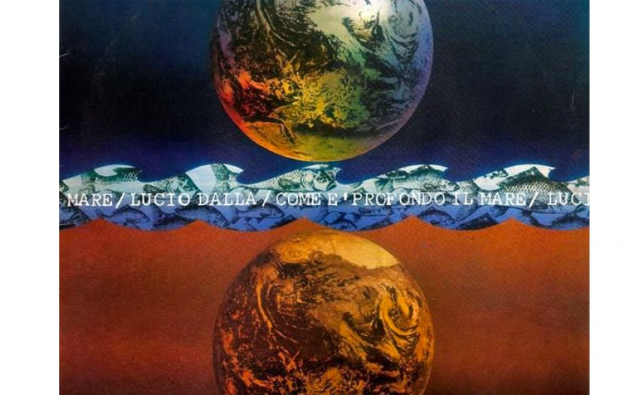 Come è profondo il mare, grazie a Sony il capolavoro di Lucio Dalla torna a 40 anni di distanza dalla prima pubblicazione