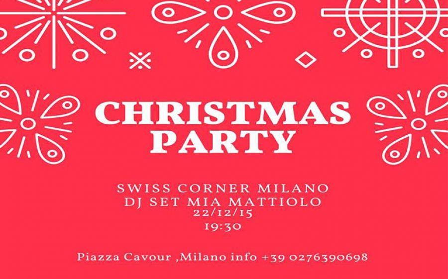 Christmas Party @Swiss Corner