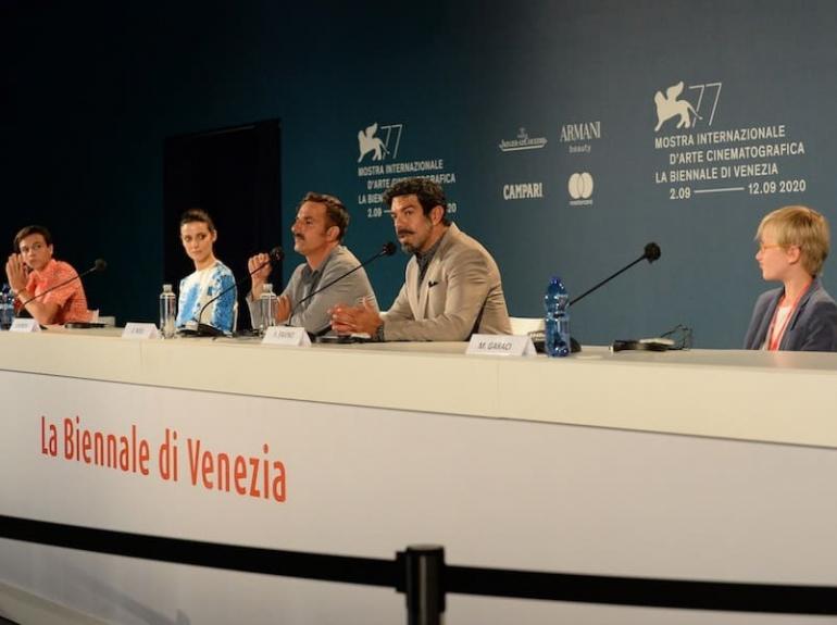 Press Conference_Credits La Biennale di Venezia - Foto_ASAC_ph Giorgio Zucchiatti