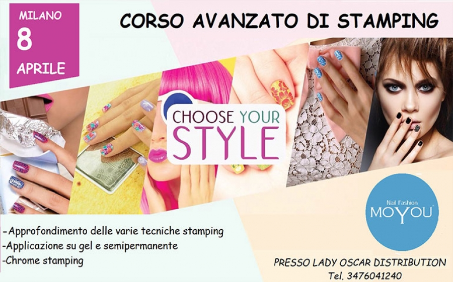 Nail stamping, l'ultima tendenza per le unghie