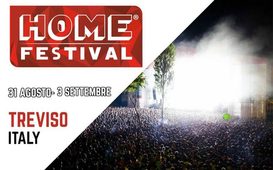 A Treviso ritorna l'Home Festival con tantissimi nomi della musica italiana e internazionale