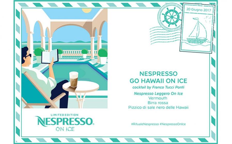 Estate a Milano? Più buona con Nespresso On Ice
