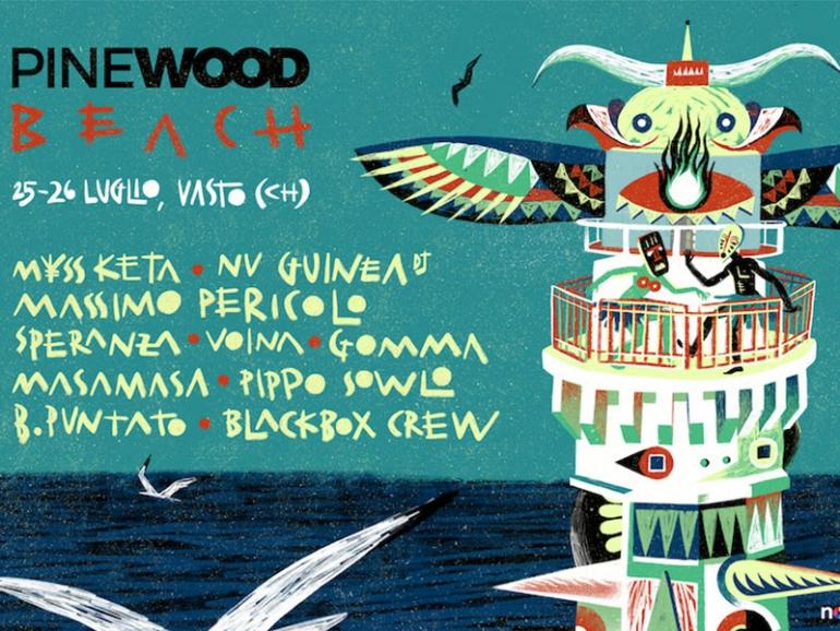 Al via il Pinewood Festival Beach il 25 e 26 luglio al Baja Village di Vasto