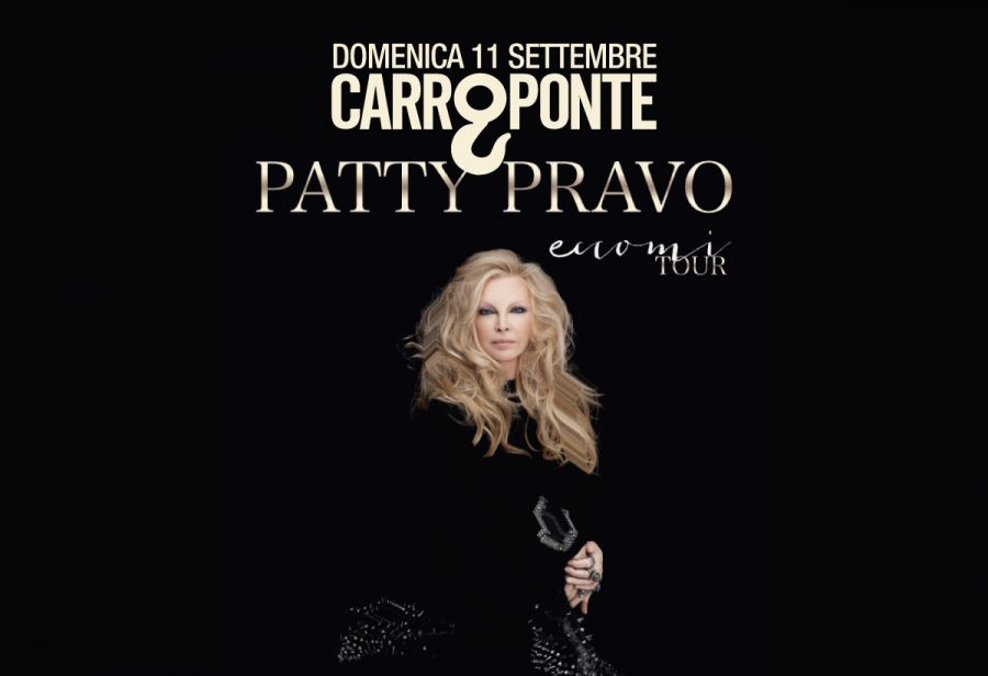 Patty Pravo al Carroponte a Milano