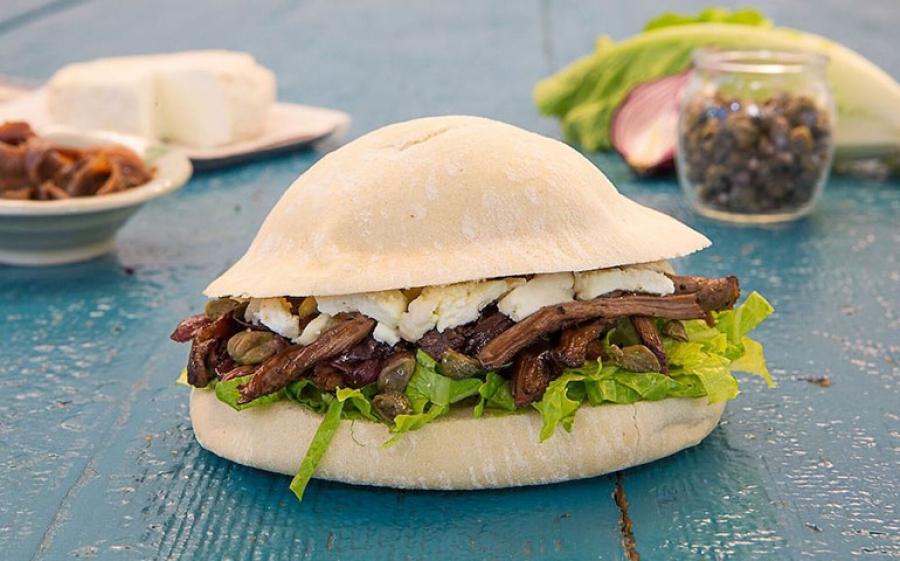 BabeK - Kebab (R)evolution: il primo kebab con ingredienti dei Presìdi Slow Food