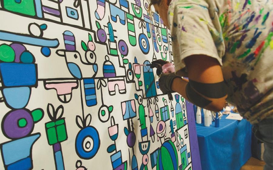 RONZII: FUCO celebra a Pisa l'arte di strada