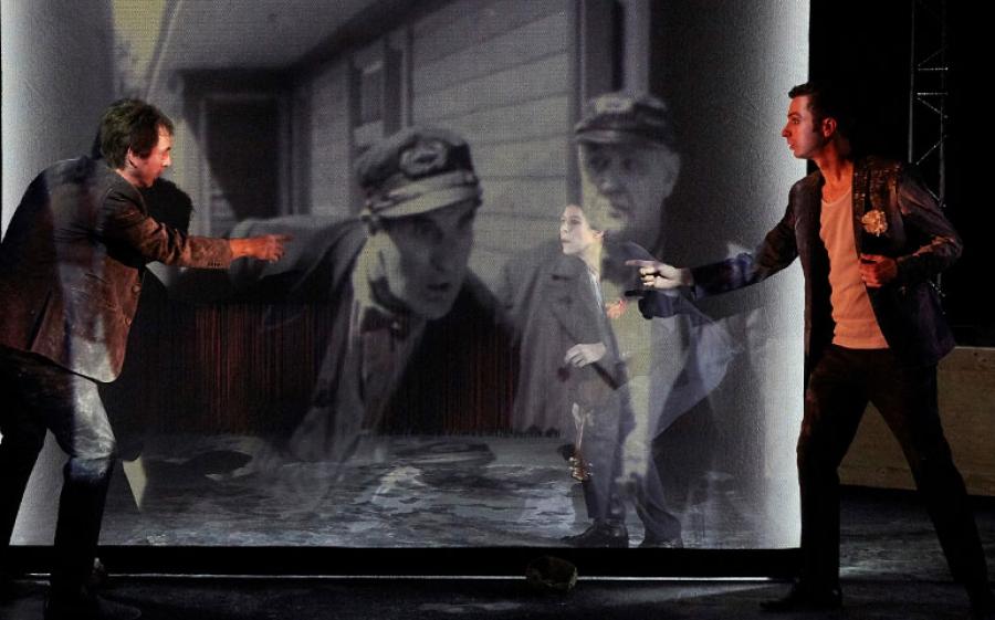 In scena il 2 e 3 maggio Le garçon incassable, lo spettacolo sulla vita di Buster Keaton