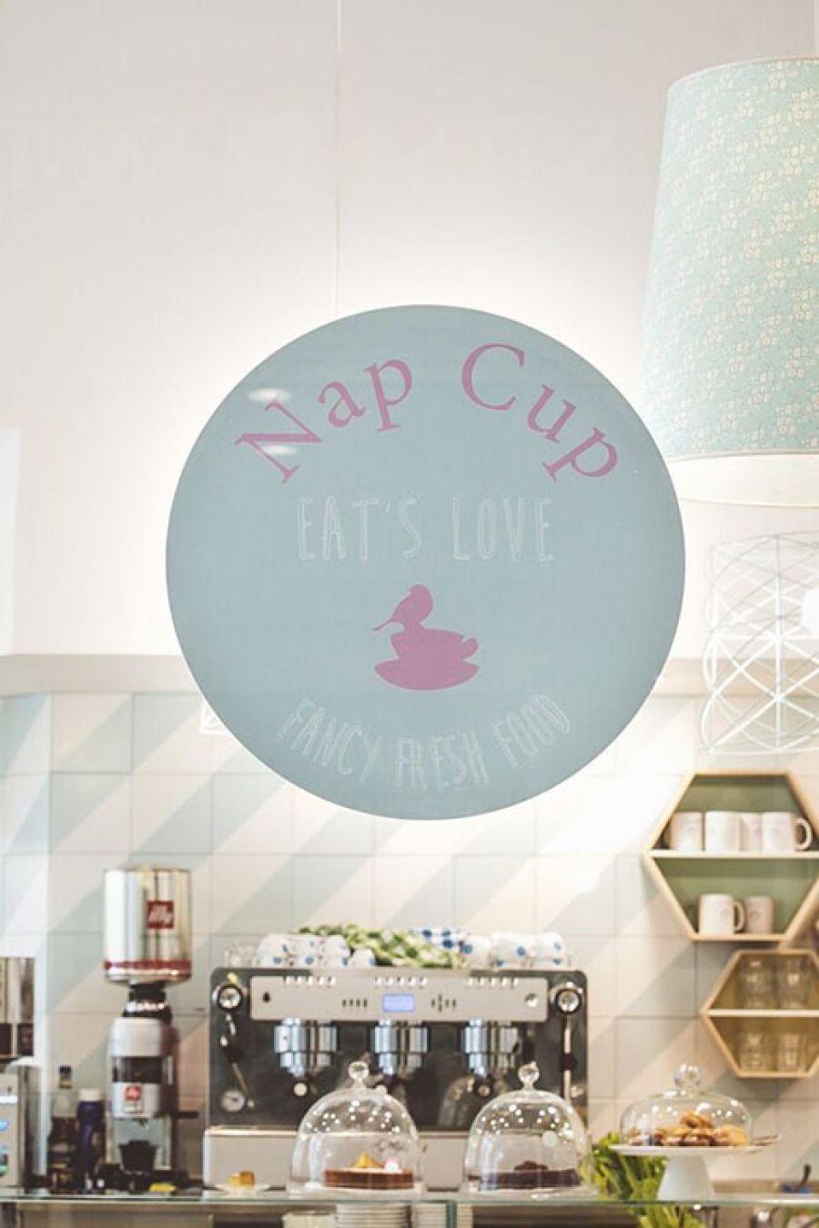 Nap Cup - Favole a merenda con Vanessa Bonacina