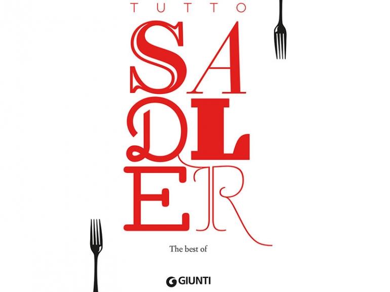 """""""Tutto Sadler, The Best of"""", il nuovo libro dello chef stellato"""